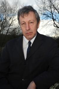 Dr Tony Whitbread Portrait