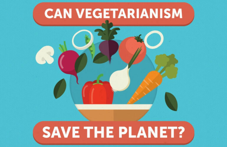 Can Vegetarianism Save The Planet?