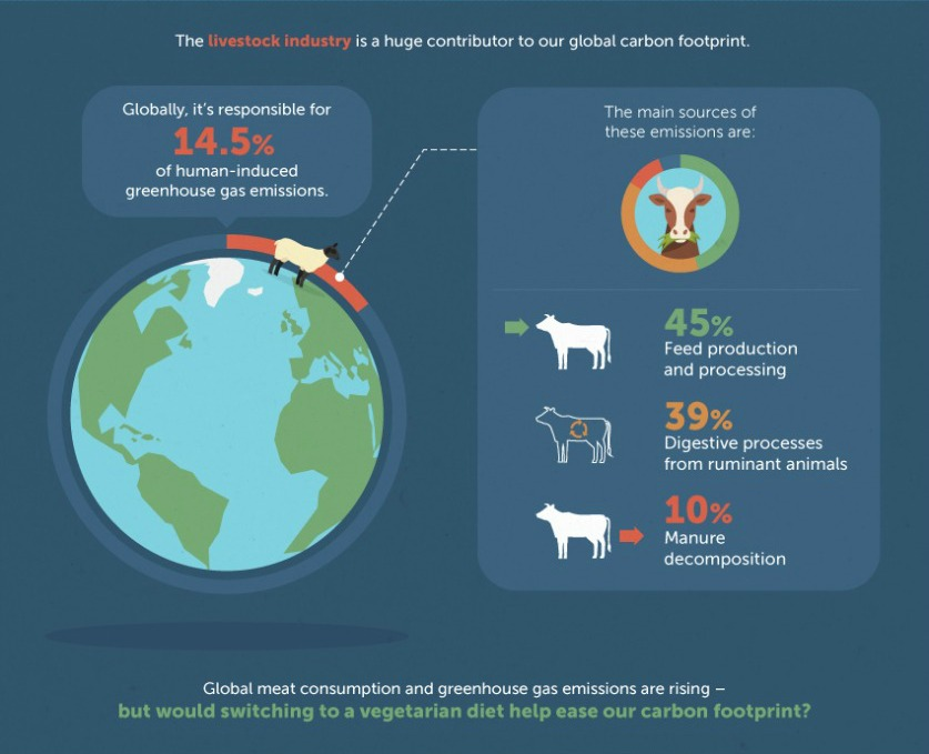 livestock industry footprint